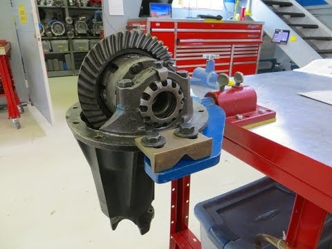1963 Chevrolet Biscayne Positraction Differential Overhaul - Part 1 - Disassembly