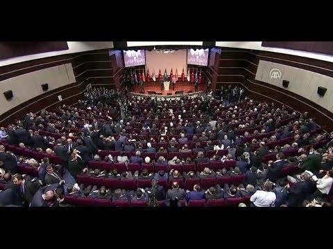 Cumhurbaşkanı Erdoğan 979 gün sonra AK Parti'ye dönüyor