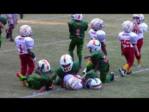 """Bryce Reed """"The Great"""" 6 year old Phenom the next Barry Sanders full season highlights"""