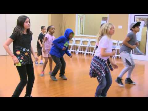 Hip Hop & Salsa Classes for Kids at DF Dance Studio