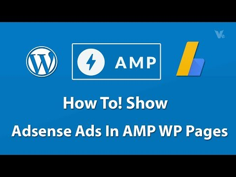 How To Show Adsense Ads In AMP WordPress Pages 2018