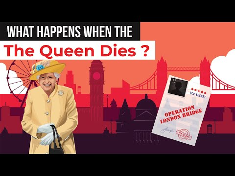 What Will happen When the Queen of England Dies   The Elaborate Secret Plan