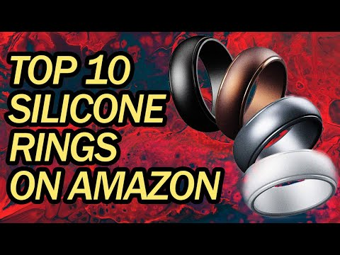 Best Silicone Rings On Amazon [Top 10 In 2020]