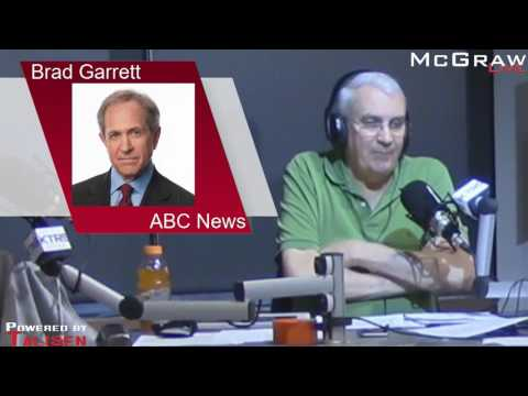 Brad Garrett discusses FBI Director James Comey