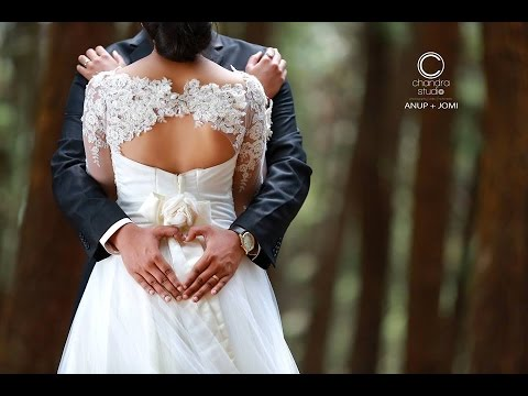 Best Wedding Highlight Ever in Kerala Anup + Jomi by Chandra Studio
