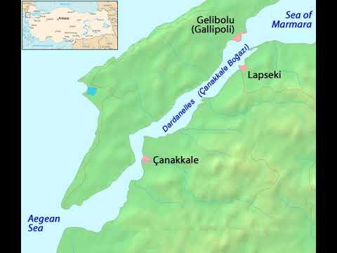 Dardanelles | Wikipedia audio article