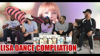 [BEST OF] BLACKPINK Lisa's Dancing Reaction/Review SUBSCRIBE: http:...