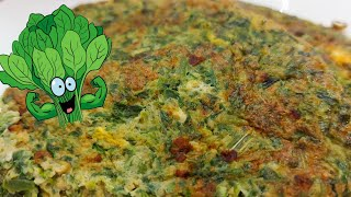ПП рецепты яйца со шпинатом. Полезно, быстро и вкусно.