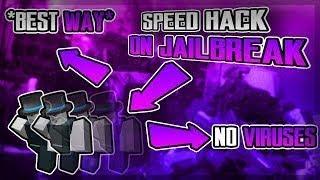 speed hack in jailbreak SEPT 8 2018