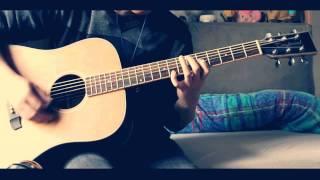 Django Django - Guilty Gear xrd (guitar cover)