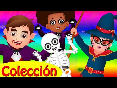 Halloween Llegó | Huevos Sorpresas | Canciones Infantiles En Español | ChuChu TV