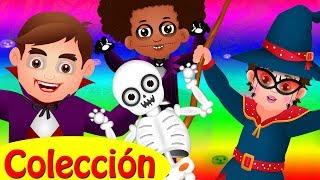 Halloween Llegó | Huevos Sorpresas | Canciones Infantiles En Español | ChuChu TV thumbnail