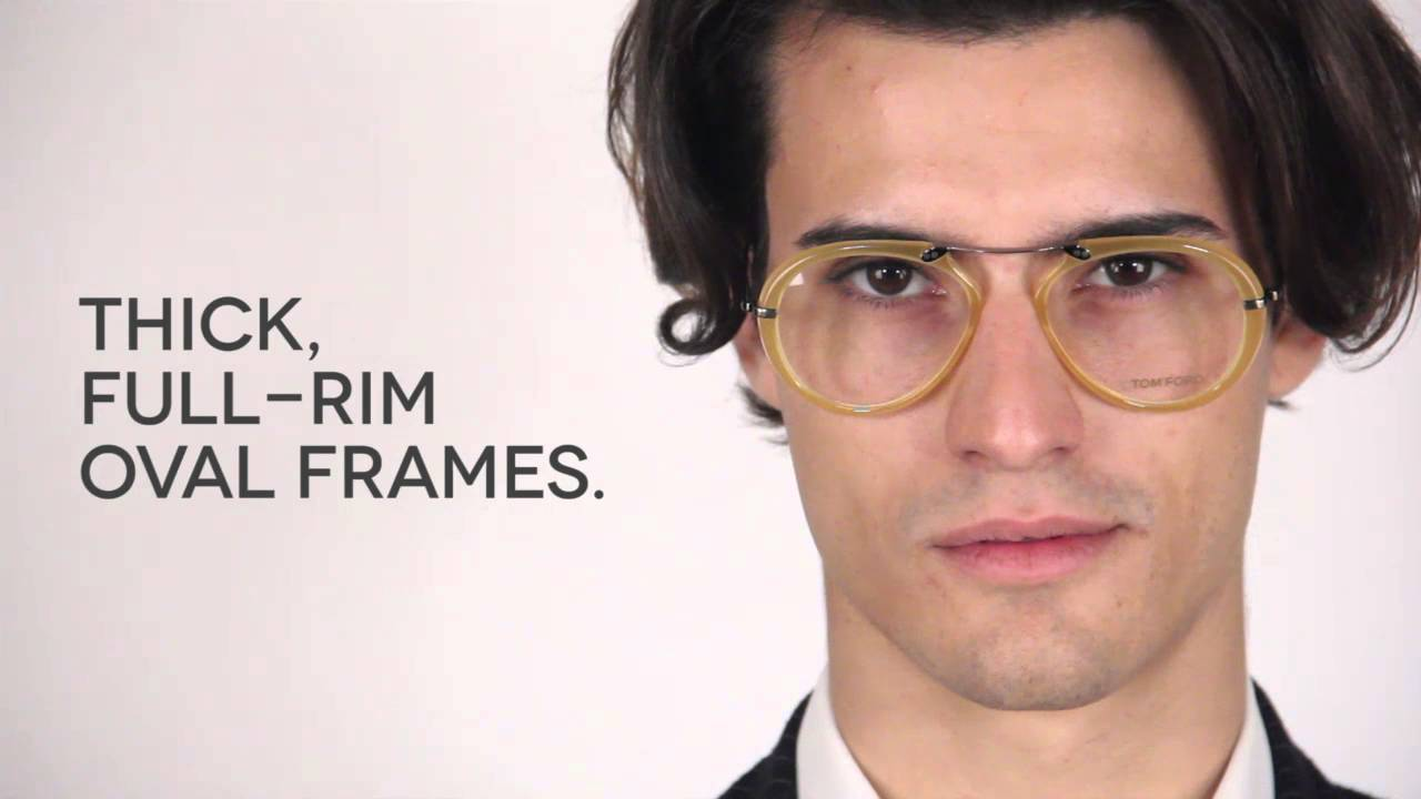7df6c21a53d Tom Ford FT5346 Glasses Review