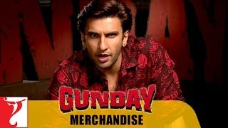 Gunday T Shirts - YRF Merchandise Thumbnail