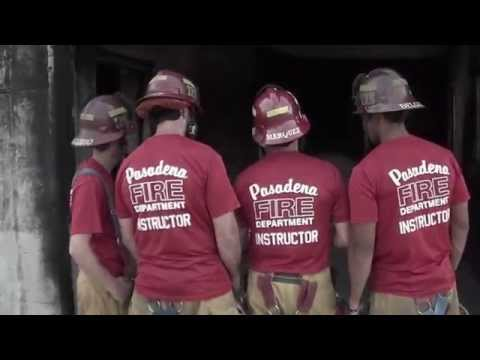 PASADENA FIRE RECRUIT CLASS 15-1 VIDEO
