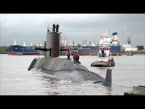 U.S. helps search for Argentina's missing submarine