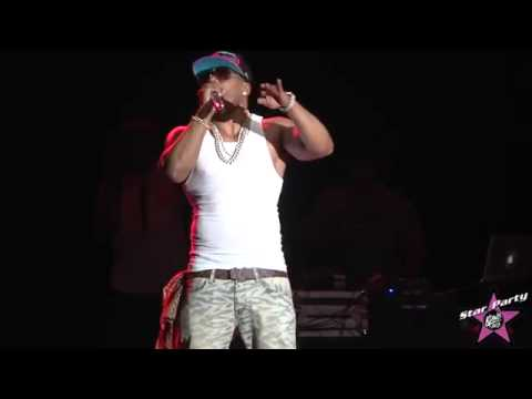 Nelly feat. Trey Songz-All Around the world live