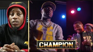 CHAMPION | K SHINE REVIEWS JAE MILLZ BATTLE - LIFT HIS SOUL 5 - RBE