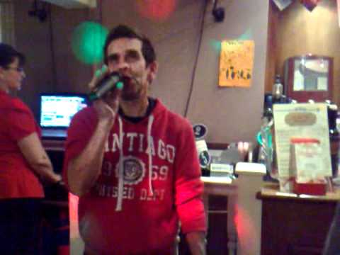 LOUIE SINGS KARAOKE AT THE NEW INN STAINFORTH DONCASTER