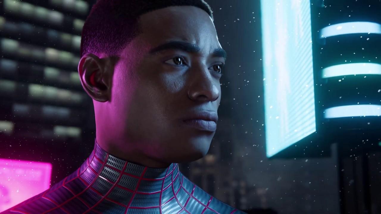 Marvel's Spider-Man: Miles Morales - Announcement Trailer