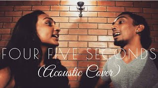 Rihanna and Kanye West and Paul McCartney - Four Five Seconds (Ryan & Senani Acoustic Cover)