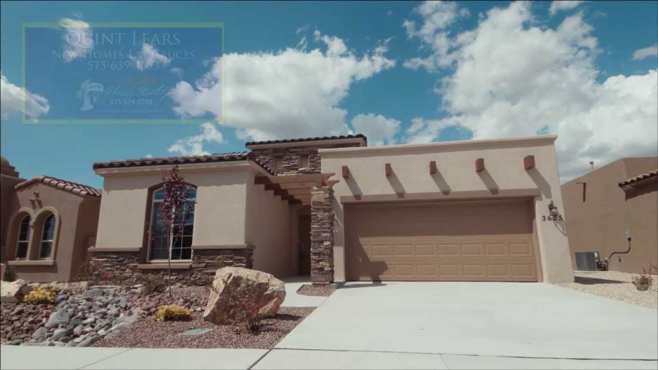 New Homes Las Cruces 1653 Sqft Youtube