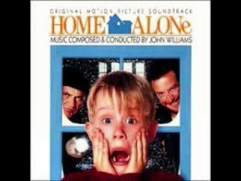 """Home Alone Soundtrack (Track #01) Home Alone Main Title (""""Somewhere In My Memory"""")"""
