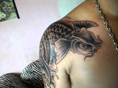 Tattoo XamNgheThuat HoangAnh CanTho DT0909811477 vip1.AVI