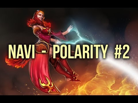 NaVi vs Polarity Dota 2 EPICENTER Game 2 Lowe Bracket