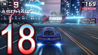 ASPHALT 9 Legends Switch Walkthrough   Part 18   Chapter 2 Class B Rookie