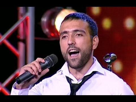 X-Factor4 Armenia-Auditios3-Davit Chaxalyan/Czesław Niemen - Dziwny jest ten świat 23.10.2016