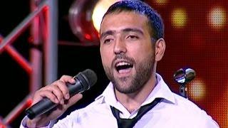 X-Factor4 Armenia-Auditios3-Davit Chaxalyan/Czesław Niemen - Dziwny jest ten świat 23.10.2016 thumbnail