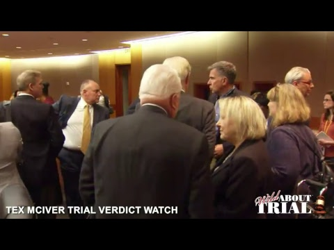 Tex McIver Trial Day 25 Part 1