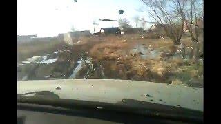 Тест драйв Русских дорог на дэу нексия ( Daewoo Nexia ) Отзывы владельца