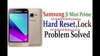 Samsung J1 Mini Prime SM-J106H J106F Hard Reset
