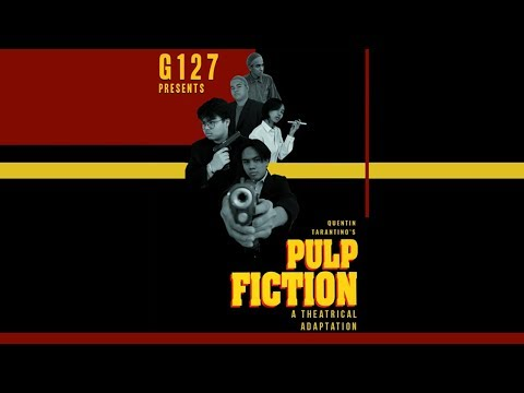 Pulp Fiction: A Theatrical Adaptation