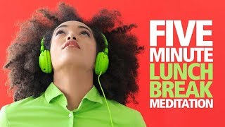 5 Minute Lunch Break Free MP3 Song Download 320 Kbps