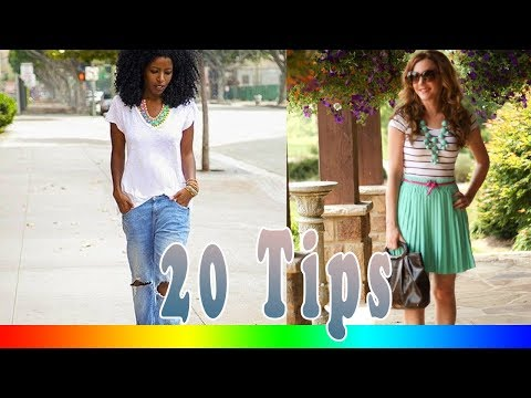 Statement Necklaces - 20 Style Tips On How To Wear Statement Necklaces