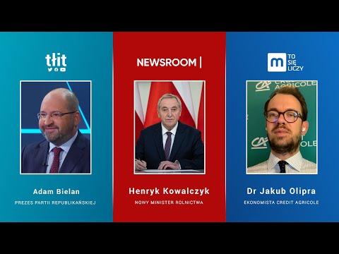 Dziś gośćmi m.in. Adam Bielan, Henryk Kowalczyk i Jakub Olipra