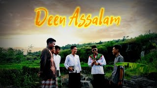 Cover Video Klip Deen Assalam
