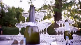 """Свадьба Алины и Паши  на """"Южной Террасе"""" от @catering_fresh"""