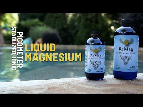 ReMag: The Magnesium Miracle