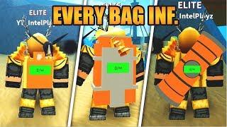 HOW TO MAKE ANY BACKPACK INF. | Treasure Hunt Simulator