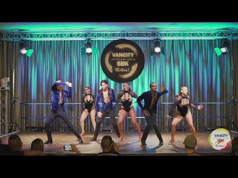 Cadence Dance Academy at Vancity International SBK Festival 2018