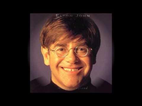 Elton John - House (1995) With Lyrics!