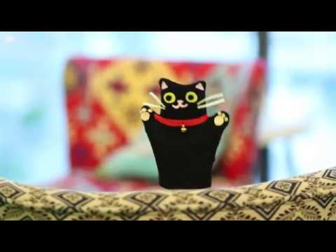Arts & Crafts by Me Books Asia: Purr-fect Cat Puppet