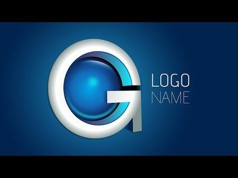 Illustrator Tutorial | 3D Logo Design ( Letter G)