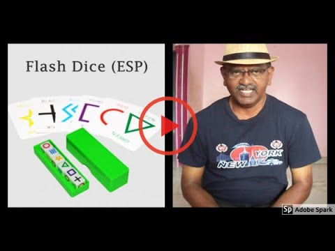 ONLINE TAMIL MAGIC I ONLINE MAGIC TRICKS TAMIL #648 I FLASH DICE ESP I தமிழ் மேஜிக்