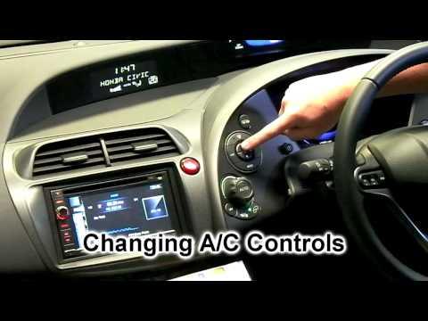 Honda Civic (2011) Integration Kit: User Guide