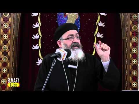 الخادم الكنسى والمناسبات الكنسية 25-01-2015